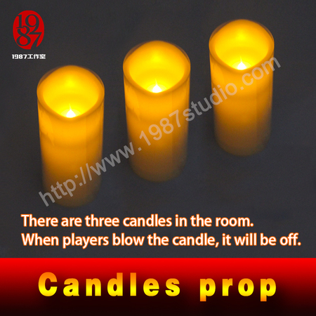 Candle Prop