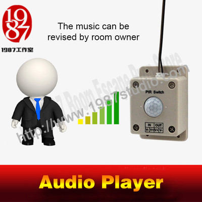 Audio Player-Background music  player