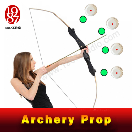 archery  prop-shoot all targets to unlock escape room prop from jxkj1987