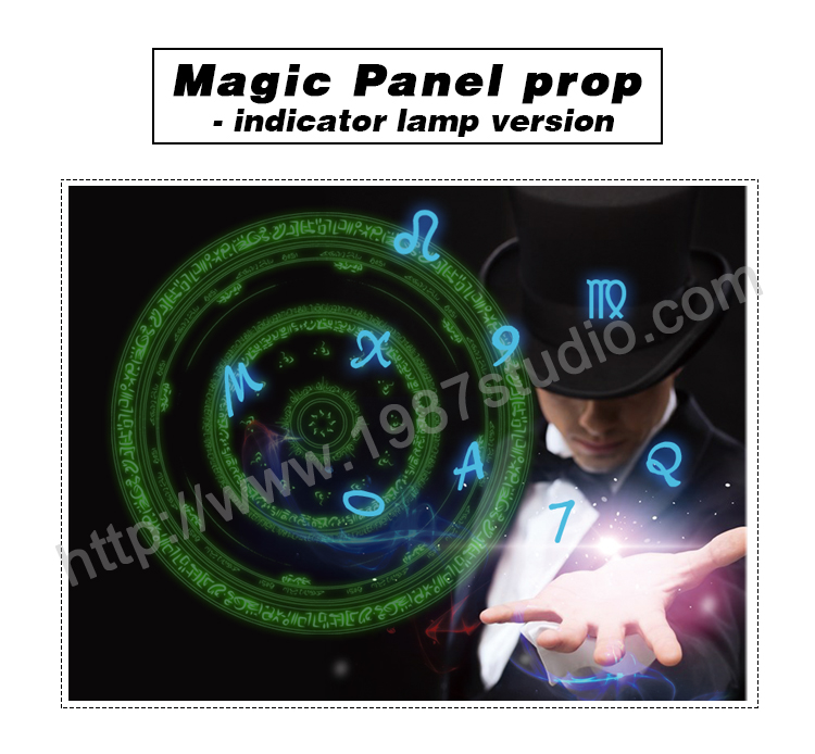 Magic Panel prop