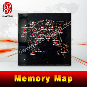 Magic Panel- Memory Map