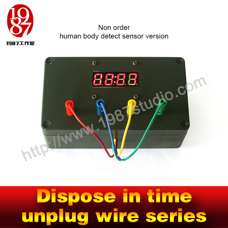 Dispose In Time Unplug Correct Wire In Time To Unlock