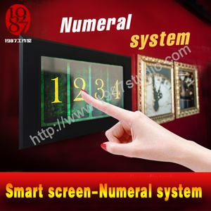 Smart Screen-Numeral System
