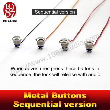 Metal Buttons-Sequential version