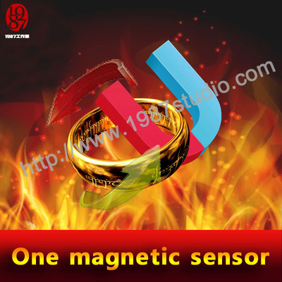 One Magnetic Sensor