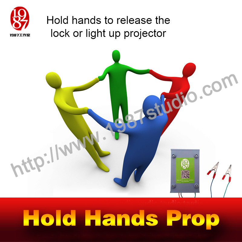 hold hands prop