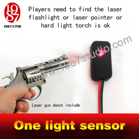 One Light Sensor