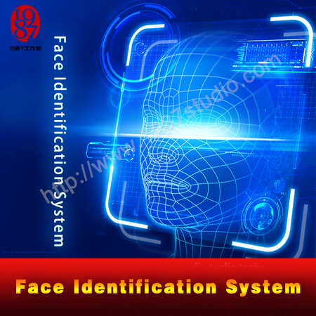 Face Identification System-The prop will be triggered when it identifies human face.